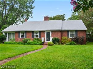 Photo of 605 ELWOOD AVE, EASTON, MD 21601 (MLS # TA10034578)