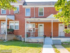 Photo of 3649 GREENVALE RD, BALTIMORE, MD 21229 (MLS # BA10297579)