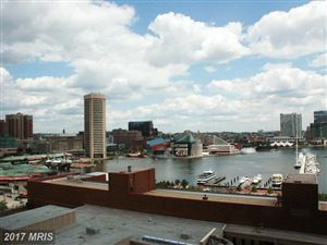 Photo of 10 LEE ST E #1107, BALTIMORE, MD 21202 (MLS # BA9564580)