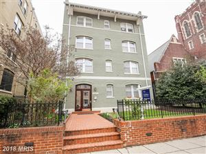 Photo of 1465 COLUMBIA RD NW #203, WASHINGTON, DC 20009 (MLS # DC10199581)