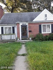 Photo of 6915 FOSTER ST, DISTRICT HEIGHTS, MD 20747 (MLS # PG10157581)