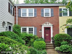 Photo of 6668 HILLANDALE RD #39, CHEVY CHASE, MD 20815 (MLS # MC10244583)