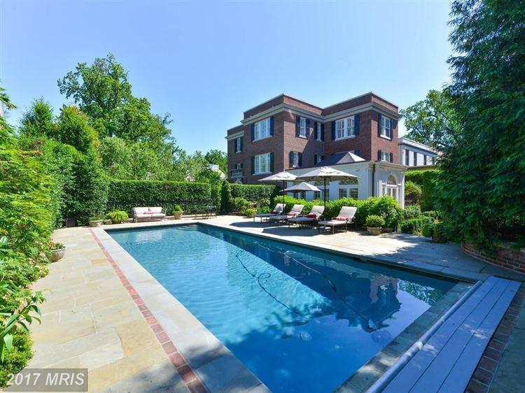 2430 wyoming ave nw washington dc 20008 mls for Luxury real estate washington dc