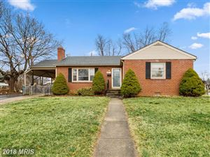 Photo of 902 PINE AVE, FREDERICK, MD 21701 (MLS # FR10165585)
