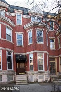 Photo of 2127 BOLTON ST, BALTIMORE, MD 21217 (MLS # BA10130587)