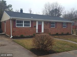 Photo of 808 PAINTED POST CT, PIKESVILLE, MD 21208 (MLS # BC10158587)