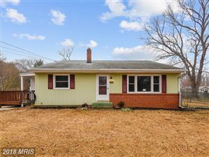Photo of 226 MARYLAND WAY, EDGEWATER, MD 21037 (MLS # AA10138588)