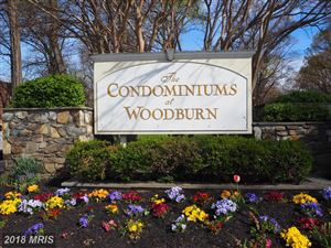 Photo of 3324 WOODBURN VILLAGE DR #31, ANNANDALE, VA 22003 (MLS # FX10220592)