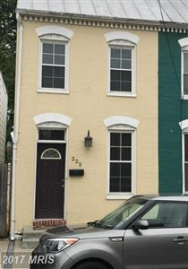 Photo of 225 CENTER ST, FREDERICK, MD 21701 (MLS # FR9925593)
