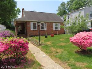 Photo of 1023 CRAWFORD DR, ROCKVILLE, MD 20851 (MLS # MC10249593)
