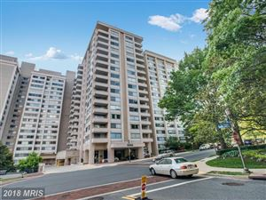 Photo of 5500 FRIENDSHIP BLVD #1419N, CHEVY CHASE, MD 20815 (MLS # MC10308593)