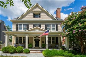 Photo of 3701 UNDERWOOD ST, CHEVY CHASE, MD 20815 (MLS # MC9744593)