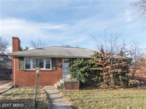 Photo of 2603 SHADYSIDE AVE, SUITLAND, MD 20746 (MLS # PG10122594)