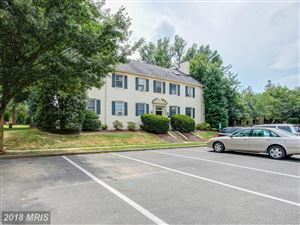 Photo of 2300 COLSTON DR #C-103, SILVER SPRING, MD 20910 (MLS # MC10302596)