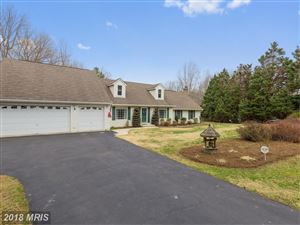 Photo of 3420 BELL HAVEN WAY, HUNTINGTOWN, MD 20639 (MLS # CA10168597)