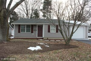 Photo of 440 CENTER ST, FREDERICK, MD 21701 (MLS # FR9570599)