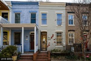 Photo of 1670 KALORAMA RD NW, WASHINGTON, DC 20009 (MLS # DC10217601)