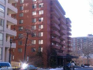 Photo of 4550 PARK AVE N #1009, CHEVY CHASE, MD 20815 (MLS # MC10078603)