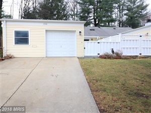 Photo of 3548 FISKE TER #147-A, SILVER SPRING, MD 20906 (MLS # MC10163603)