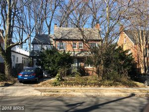 Photo of 3053 ORDWAY ST NW, WASHINGTON, DC 20008 (MLS # DC10202604)