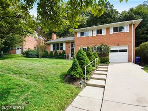 Photo of 5712 TANGLEWOOD DR, BETHESDA, MD 20817 (MLS # MC10055606)