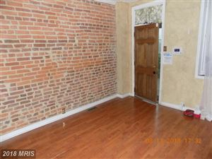 Photo of 1144 COOKSIE ST, BALTIMORE, MD 21230 (MLS # BA10319608)