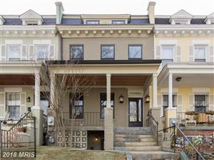 Photo of 726 SHEPHERD ST NW, WASHINGTON, DC 20011 (MLS # DC10131608)