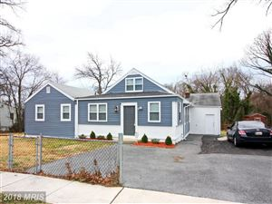 Photo of 7407 LEONA ST, DISTRICT HEIGHTS, MD 20747 (MLS # PG10154609)