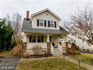Photo of 201 BEAUMONT AVE, BALTIMORE, MD 21228 (MLS # BC10154610)