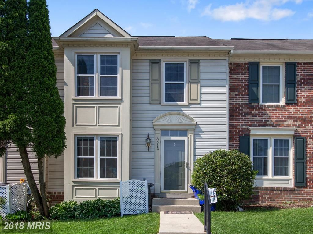 Photo for 6512 NORTH SHORE SQ, NEW MARKET, MD 21774 (MLS # FR10242610)