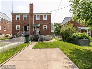 Tiny photo for 2204 CLOVILLE AVE, BALTIMORE, MD 21214 (MLS # BA10242611)