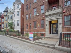 Photo of 70 RHODE ISLAND AVE NW #204, WASHINGTON, DC 20001 (MLS # DC10121611)