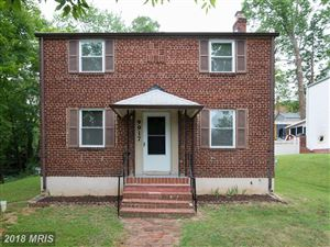 Photo of 9917 TENBROOK DR, SILVER SPRING, MD 20901 (MLS # MC10213611)