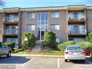 Photo of 3822 BEL PRE RD #9-93, SILVER SPRING, MD 20906 (MLS # MC10248611)