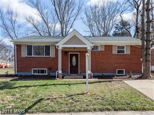 Photo of 1300 ALBERTA DR, DISTRICT HEIGHTS, MD 20747 (MLS # PG10177611)