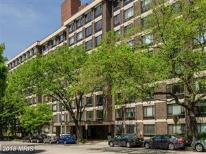 Photo of 2501 CALVERT ST NW #209, WASHINGTON, DC 20008 (MLS # DC10142613)