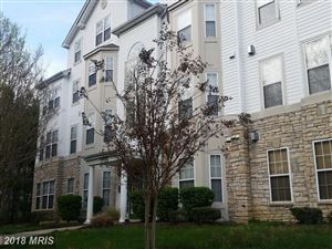 Photo of 15606 EVERGLADE LN #C-102, BOWIE, MD 20716 (MLS # PG10221614)
