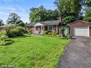 Photo of 125 CHURCH RD, OWINGS MILLS, MD 21117 (MLS # BC10321616)