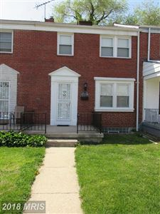 Photo of 2019 SWANSEA RD, BALTIMORE, MD 21239 (MLS # BA10250617)