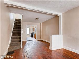 Photo of 1638 CLIFTVIEW AVE, BALTIMORE, MD 21213 (MLS # BA10221618)