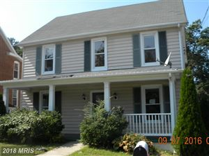 Photo of 3110 PARK AVE, MANCHESTER, MD 21102 (MLS # CR10177622)