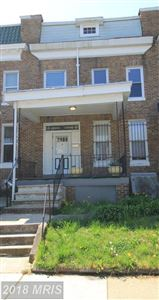 Photo of 3821 FAIRVIEW AVE, BALTIMORE, MD 21216 (MLS # BA10230623)