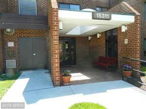 Photo of 15311 PINE ORCHARD DR #87-3C, SILVER SPRING, MD 20906 (MLS # MC10272624)