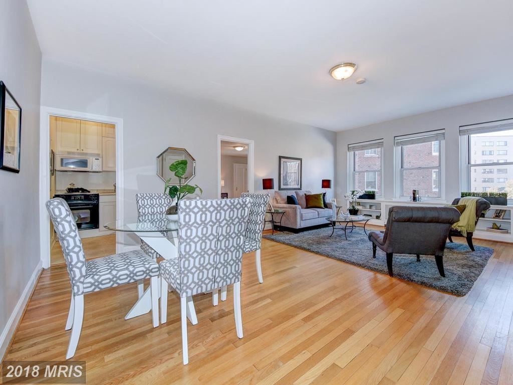 Photo for 3601 CONNECTICUT AVE NW #312, WASHINGTON, DC 20008 (MLS # DC10167624)