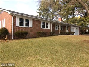 Photo of 6202 LONG MEADOW DR, SYKESVILLE, MD 21784 (MLS # CR10127625)