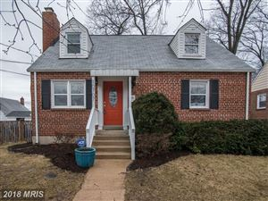 Photo of 10707 HAYES AVE, SILVER SPRING, MD 20902 (MLS # MC10156625)