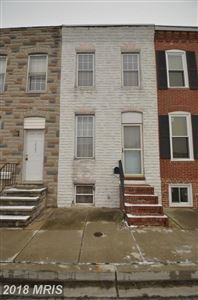 Photo of 1825 S HANOVER ST, BALTIMORE, MD 21230 (MLS # BA10136626)