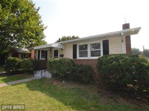 Photo of 622 APPLE AVE, FREDERICK, MD 21701 (MLS # FR10059627)