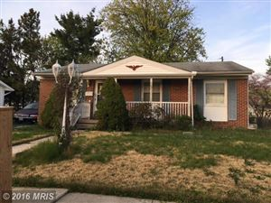 Photo of 1495 9TH ST, FREDERICK, MD 21702 (MLS # FR9630631)