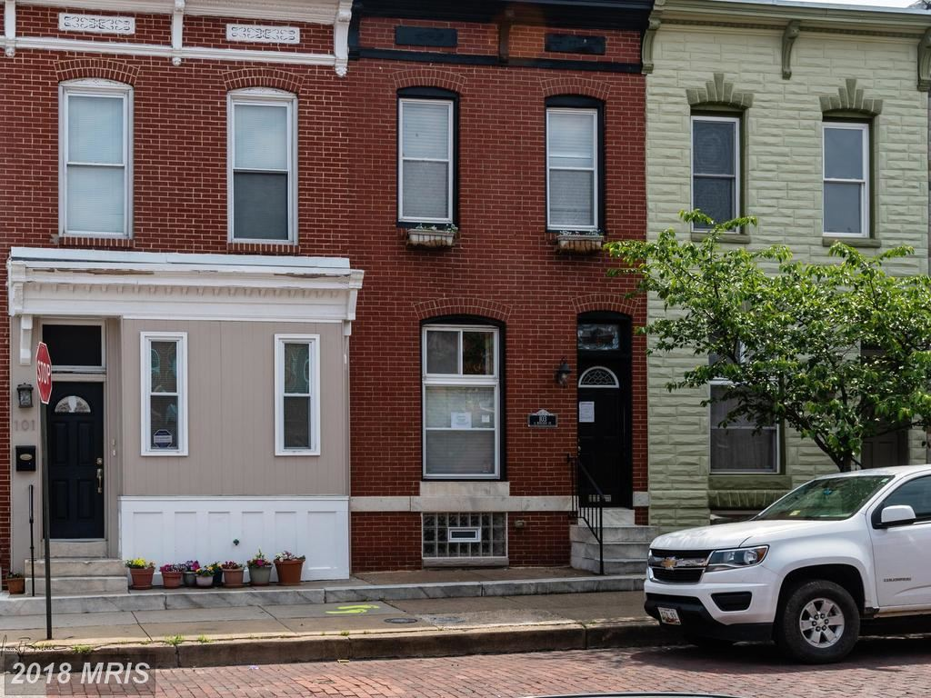 Photo for 103 BOULDIN ST S, BALTIMORE, MD 21224 (MLS # BA10243636)